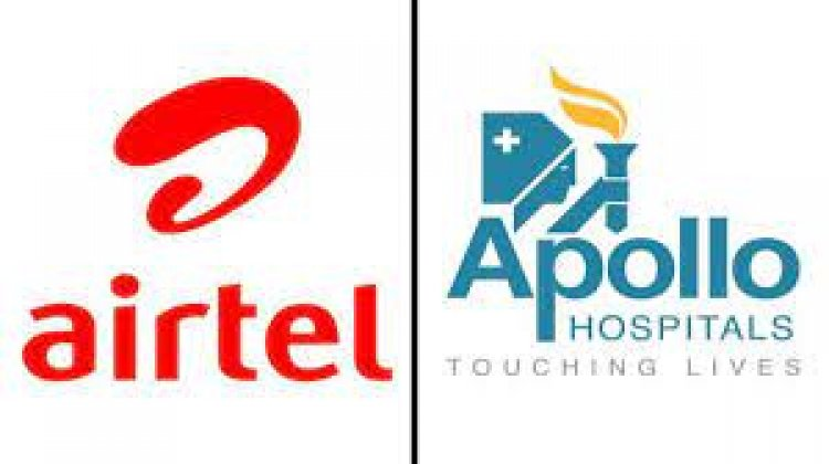 Airtel joins hands with Apollo 24/7 to enable customers to access healthcare services digitally from the safety of their homes