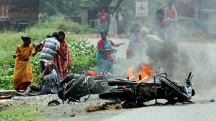 Violence in Kannur over IUML worker's death