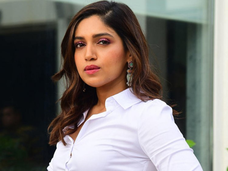 """""""Loss can linger longer than expected. So, it's important we work on coming to terms with and dealing with its effects now,"""" says Bhumi Pednekar"""