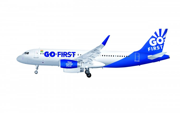 GO FIRST Marks a stellar growth in market share to 8.3 Percent