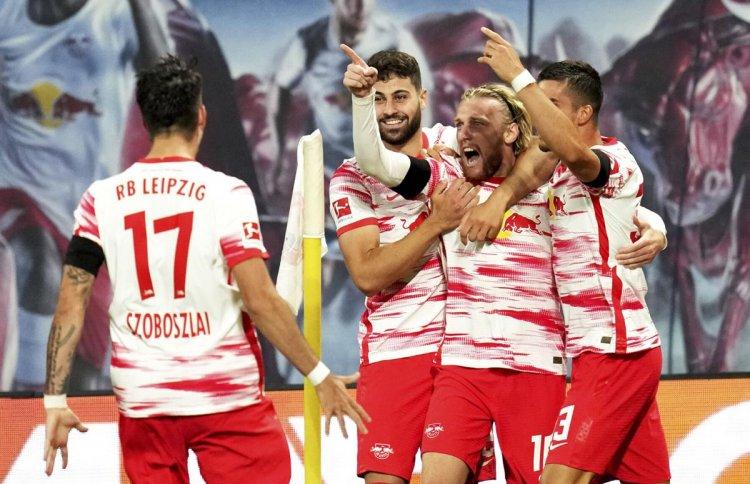 Marsch wins Bundesliga's 1st duel between American coaches
