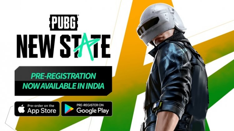 KRAFTON opens Pre-registration of PUBG: NEW STATE in India