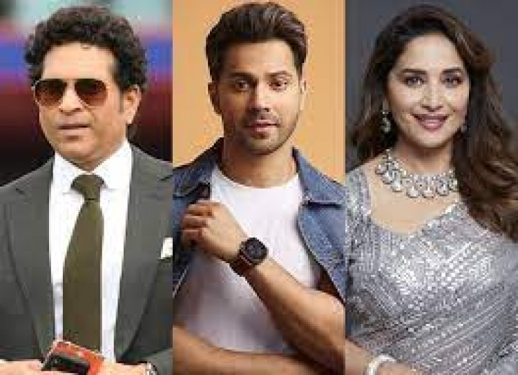 Sachin Tendulkar, Madhuri Dixit & Varun Dhawan To Be A Part Of The Global Citizen Live's Worldwide Broadcast On September 25, 2021, In Partnership With Wizcraft