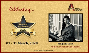 """Indians today are reading the bestselling books but not the best ones."" – Author Meghna Pant"
