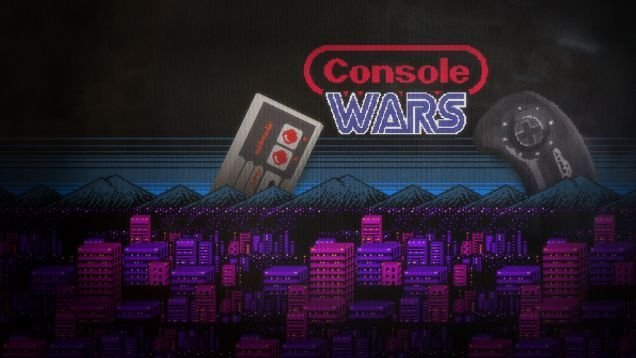 """CBS All Access' First Feature-Length Documentary """"CONSOLE WARS"""" Now Available in Canada"""